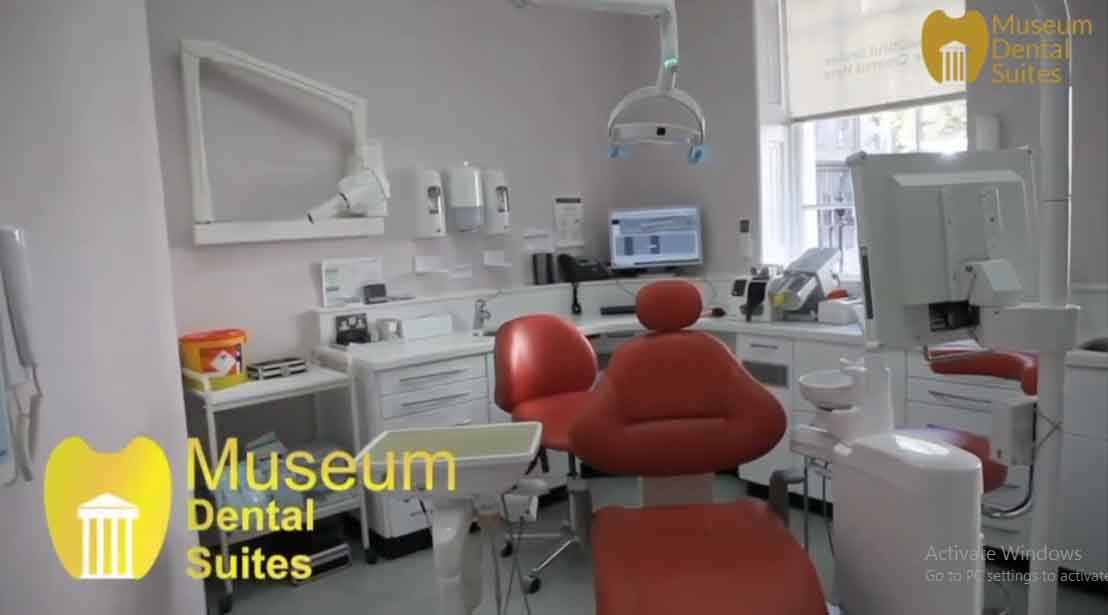 Museum Dental Suites everything from a simple dental check-up to dental surgery