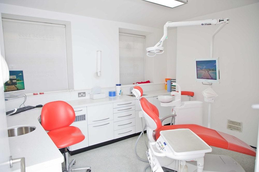 Dental Room 4 - Museum Dental Suites
