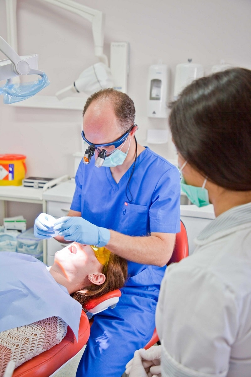 Dental Treatment 1 - Museum Dental Suites