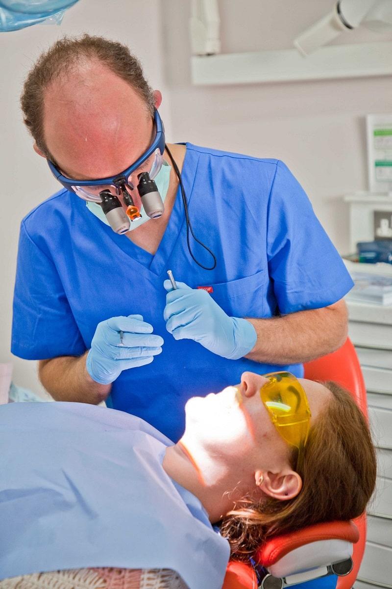 Dental Treatment 2 - Museum Dental Suites