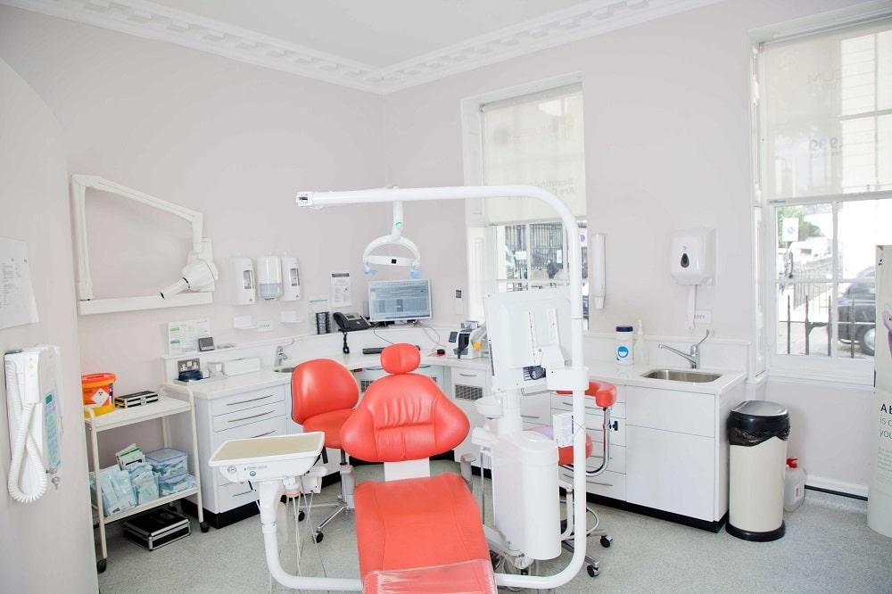 Dental Room 2 - Museum Dental Suites